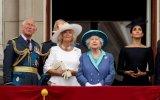 Biografia de Meghan e Harry fala da relação da duquesa com o príncipe Carlos