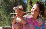 Valentina, filha de Katia Aveiro, celebrou o primeiro aniversário com uma festa digna de filme