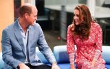 Kate Middleton e o príncipe William