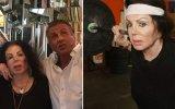 Sylvester Stallone e a mãe Jackie