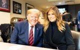 Donald Trump e Melania infetados com a Covid-19