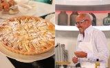 Manuel Luís Goucha prepara tarte de maçã no Dia de Cristina