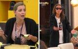 Andreia e Carina do BB discutem