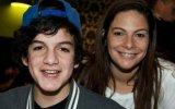 A mãe de Diogo Carmona recordou o dia em que o ator foi colhido por um comboio