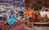 Vanessa Alfaro ensina a fazer doce de abóbora com nozes