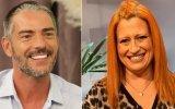 Cláudio Ramos e Joana Latino