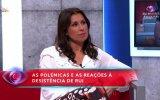 """Marta Cardoso pediu desculpas a Maria Botelho Moniz no """"Extra"""" do """"Big Brother"""""""