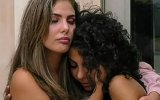 Carina e Jéssica Fernandes