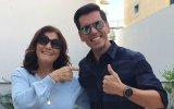 Pedro Fernandes e Dolores Aveiro