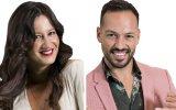 """Sofia e André Abrantes foram à casa do """"Big Brother"""" gritar por Zena"""