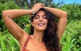 Sofia Ribeiro de férias no Brasil