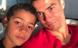 Cristiano Ronaldo, Cristianinho, filho, joias, meio milhão de euros