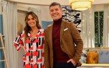 """Diana Chaves e João Baião no programa """"Casa Feliz"""""""