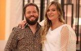 """Bruno Magalhães e Tatiana Oliveira do programa """"Casados à Primeira Vista"""", da SIC"""