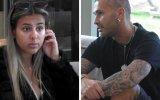 "Joana e Bruno Savate discutem na ""Casa do Big Brother"""