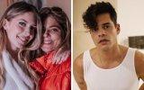 A mãe de Sara Carreira é um dos maiores apoios de Ivo Lucas
