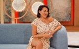 Sofia Ribeiro esteve à conversa com Manuel Luís Goucha no vespertino da TVI