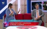 """""""Big Brother"""", TVI, Gisela Serrano, Quintino Aires, Última Hora, Momentos de tensão"""
