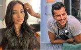Polícia foi chamada a casa de Jéssica Nogueira e Pedro Alves
