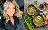 Vanessa Alfaro idealizou uma sopa perfeita para os dias frios
