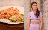 Para além de dicas sobre exercício físico, Regina Lima ensinou a fazer uma receita de pataniscas de vegetais