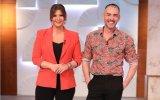 """Maria Botelho Moniz e Cláudio Ramos apresentam o matutino da TVI, """"Dois às 10"""""""