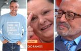 Cláudio Ramos, Manuel Luís Goucha, TVI, cadeira elétrica, Goucha, Convidada