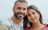Joana Albuquerque vestiu-se de noiva e 'provocou' Bruno Savate