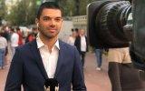 O jornalista da TVI Nuno Chaves foi atingido por uma bala de borracha