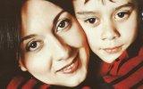 Maria João Abreu e o filho Ricardo Raposo
