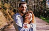 Bruna Quintas e Guilherme Moura, foto, bebé, filha, SIC, Terra Brava