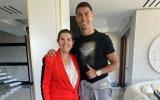 """Dolores Aveiro revelou que já sofreu """"muito"""" por causa da seleção nacional"""