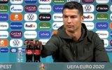 Cristiano Ronaldo não terá sido responsável pela queda das ações da Coca-Cola