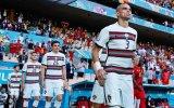 Portugal jogou os oitavos de final do Euro 2020 com a Bélgica