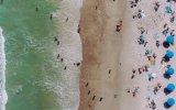 Os agueiros são perigosos e frequentes na praia portuguesa
