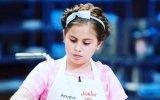"""Quando concorrreu ao """"MasterChef Junior"""", Ariana tinha 10 anos"""