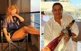 Cristina Ferreira está ao lado de Mário Ferreira num cruzeiro de luxo do administrador da Media Capital