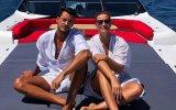 Cristina Ferreira e Ruben Rua passaram férias juntos a bordo de um iate