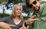 Bruno Nogueira revelou uma troca de mensagens que teve com a mãe, Maria Luísa Nogueira