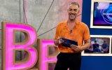"""Cláudio Ramos apresentou excecionalmente o """"Diário"""" do """"Big Brother"""""""
