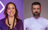 """Débora, do Big Brother, já trabalhou com Ljubomir Stanisic e diz que o chef é """"marado"""""""