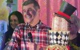 João Baião celebrou 58 anos com uma festa de arromba