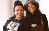 Mel Jordão despediu-se da mãe no mesmo dia em que uma das irmãs fez anos