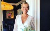 Bárbara Elias é novamente uma mulher casada