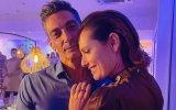 """Fernanda Serrano e o namorado, Ricardo Pereira, foram """"apanhados"""" em clima escaldante numa pista de dança"""