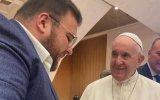 Rúben Pacheco Correia, Papa Francisco, conversa, segredo, Vaticano, Dois às 10, TVI