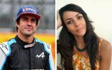 Fernando Alonso, Raquel del Rosario, ataque, puma, animal, murro, filho