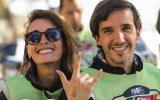 Marisa Liz recebeu uma declaração de amor de Diogo Branco, apontado como seu namorado