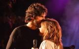 Carolina Deslandes e Diogo Clemente