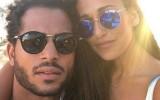 Rita Pereira e namorado